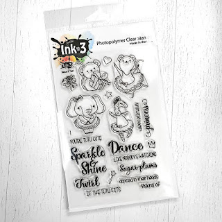Dance and Twirl Stamp Set