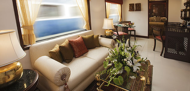 Maharajas' Express Indian Splendor Itinerary