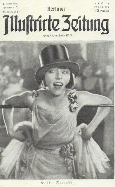 Magazine Berliner Illustrirte Zeitung 1926