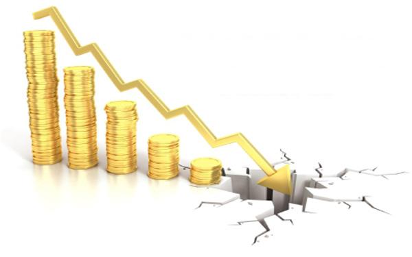 Precio el oro baja