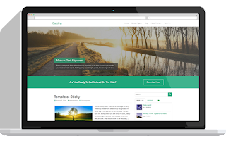 dazzling wordpress free theme