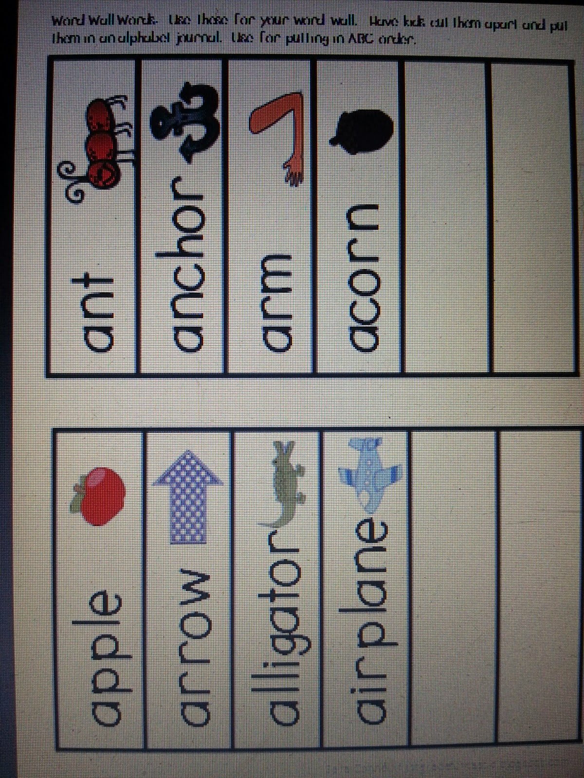 First Grade Funtastic It S Summer Alphabet Rhyming And