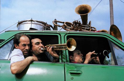 להקת פנפרה צ'וקרליה בישראל 2018 - כרטיסים ולוח הופעות