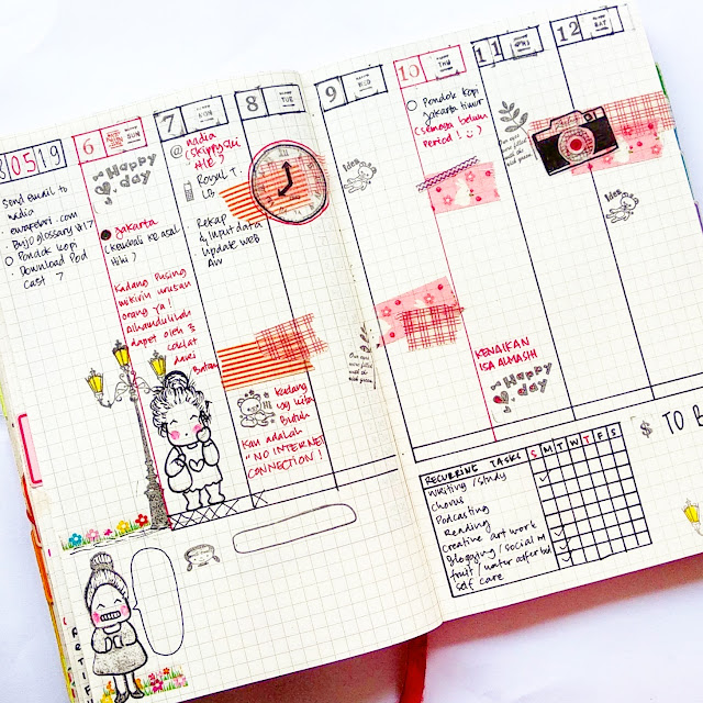 moleskine grid journal ewafebri