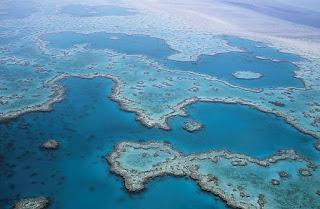 Austrália-barreira-de-corais