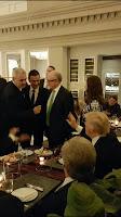 Liviu Dragnea, Sorin Grindeanu, Donald Trump, Trump-beiktatás