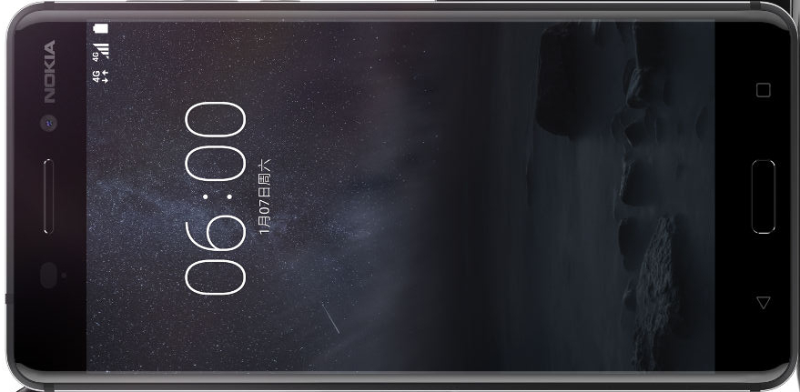 Nokia 6 2017 Android Smartphone