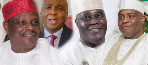 2019: PDP Strong Presidential Aspirants and Their Chances