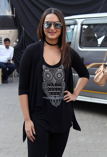 Sonakshi Sinha Stills At Force 2 Movie Press Meet