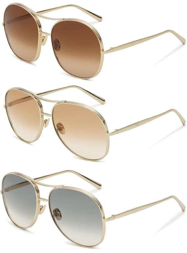 1368d3e53c4fe Brilhos da Moda  Óculos de sol Chloé