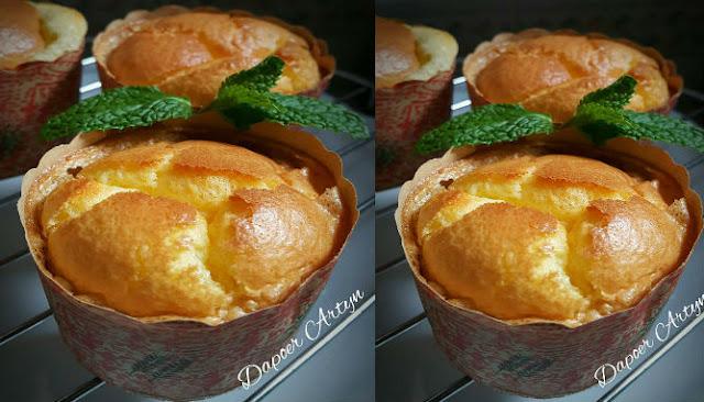 Resep Hokkaido Siffon Cake Yang Enak dan Lembut