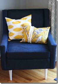 painted upholstery, chalk paint, painting upholstery, how to paint upholstery with chalk paint