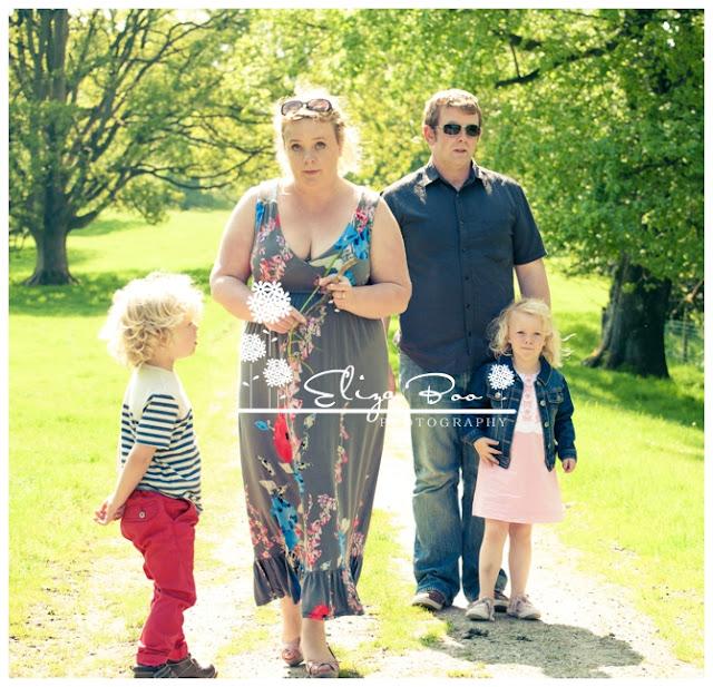 Family Portraits – A photographer's dream!