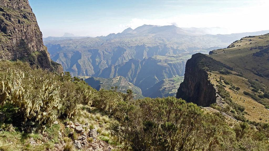The Roof Of Africa The Spectacular Beauty Of The