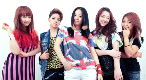 VINEXA: KPOP Group: F(x) Members' Profile F(x) Members 2013