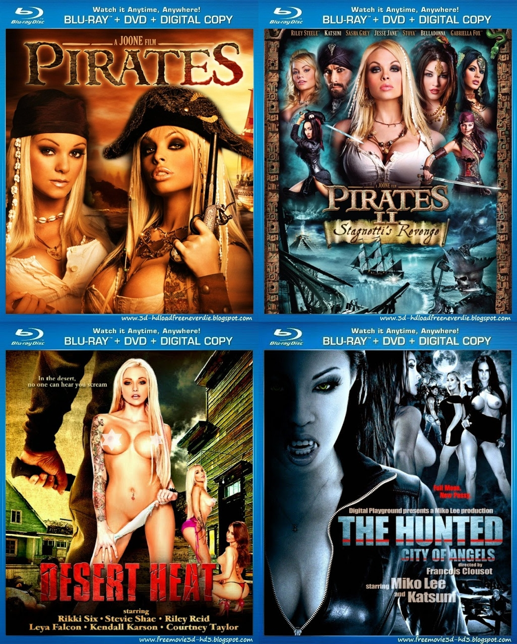 Pirates digital playground Pirates (Video