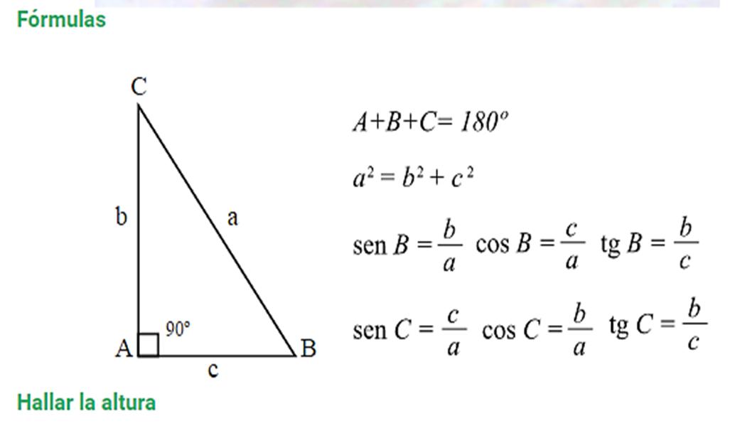 Favoritos Blog Irma Robles : Funciones trigonométricas, ley de senos y cosenos KK38
