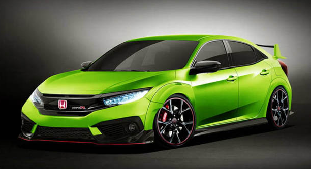 Looking Nice2018 Honda Civic Type R