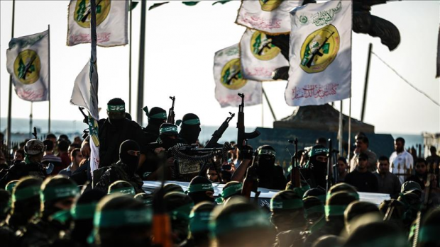 Hamas Bersumpah Akan Membalas Serangan Israel di Jalur Gaza