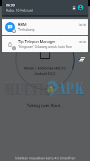 Root & Install TWRP Smartfren Andromax R 4G