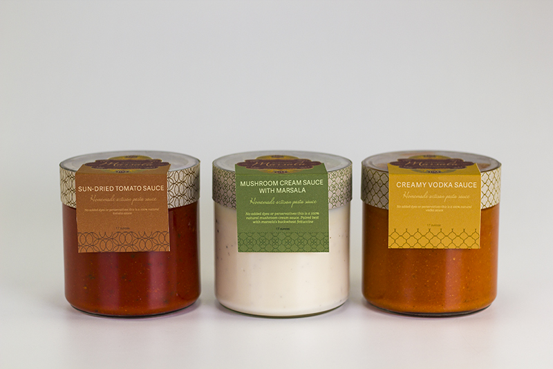 Marsala Artisan Pasta Company (Student Project) on Packaging