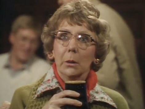 British actress Marcia Warren