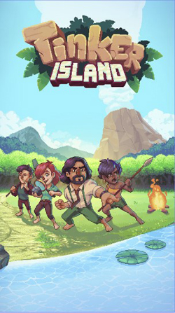 Tinker Island Mod Apk v1.4.08 Unlimited Money Gems Terbaru