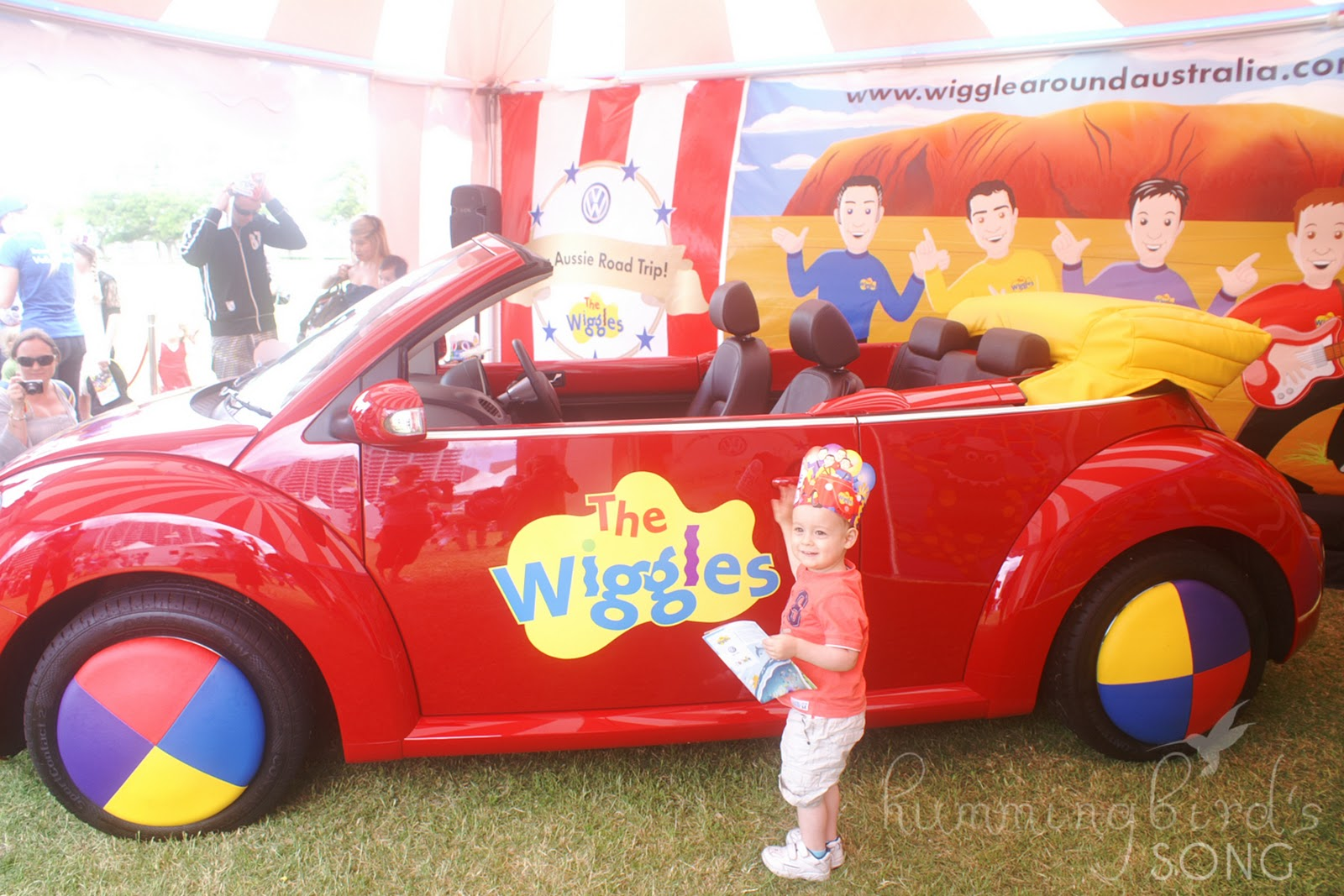 Wiggles Big Red Car Toys 67