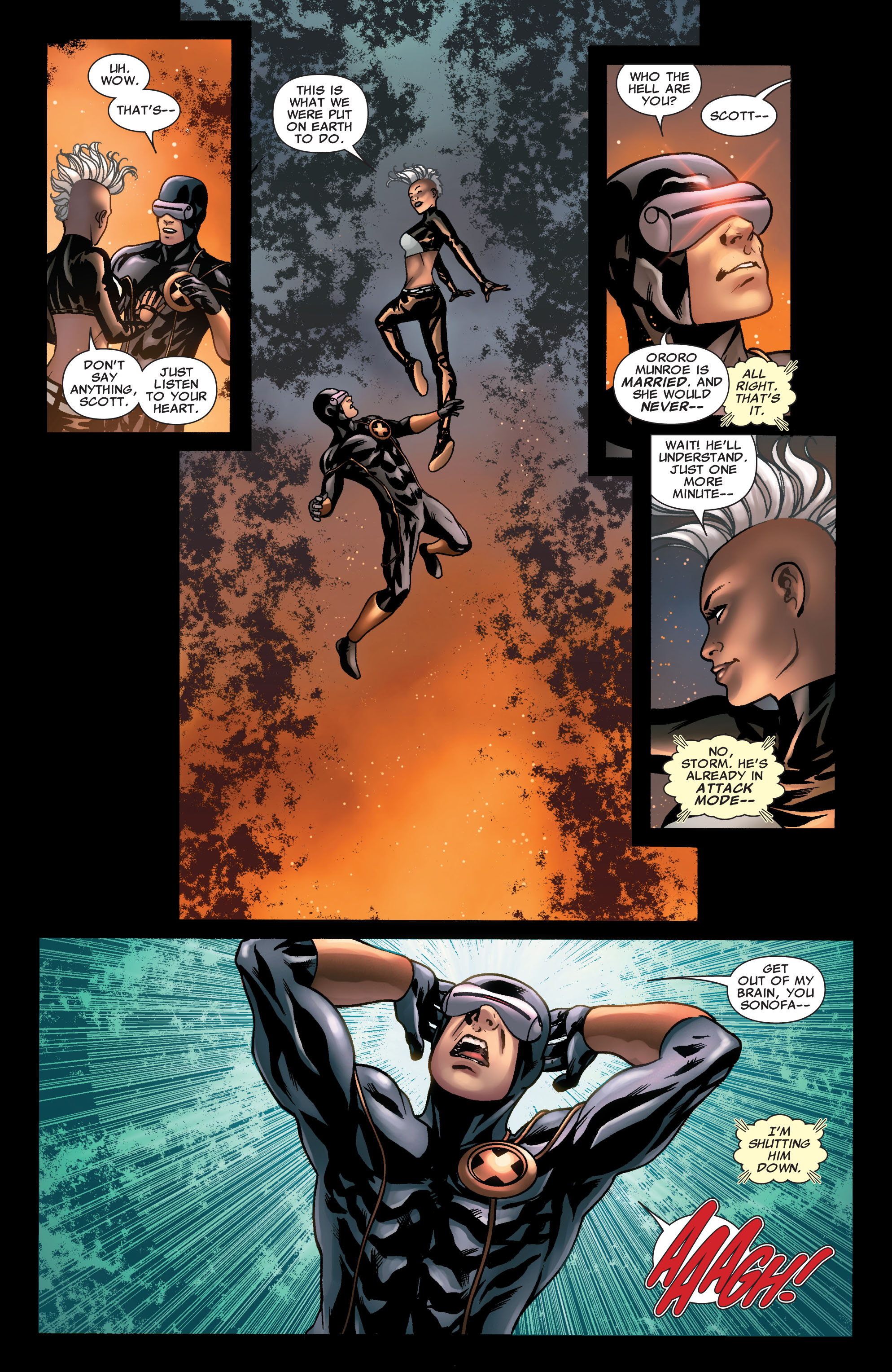 Read online Astonishing X-Men (2004) comic -  Issue #44 - 18