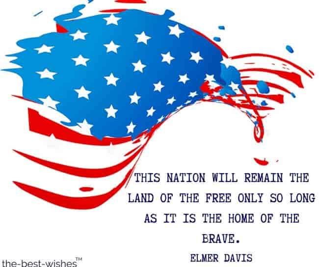 happy fourth of july quotes elmer davis