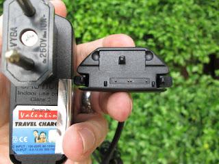 charger hape jadul Ericsson 388 merk Valentine