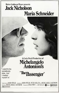 Antonioni's The Passenger, Film Poster