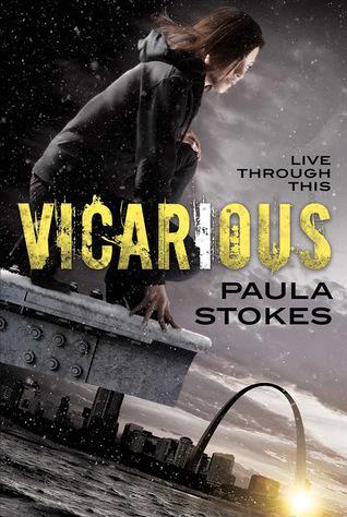 Vicarious Paula Stokes cover