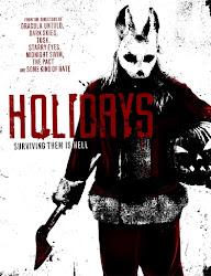 pelicula Holidays (2016)