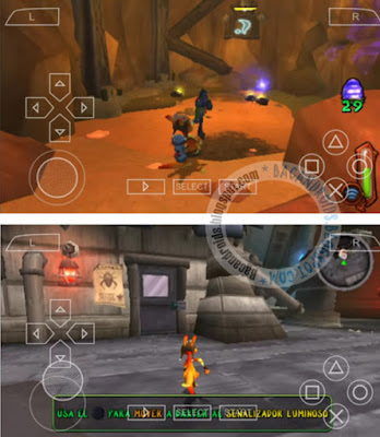 Game Daxter ISO HighCompress Android Free