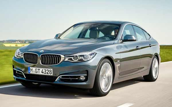 BMW 3-Series GT update design