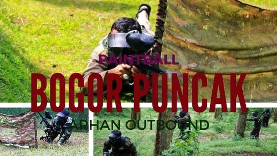 Paket Paintball Bogor