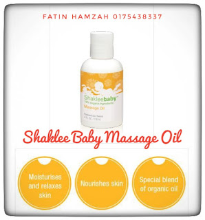 Shaklee-Baby-Massage-Oil