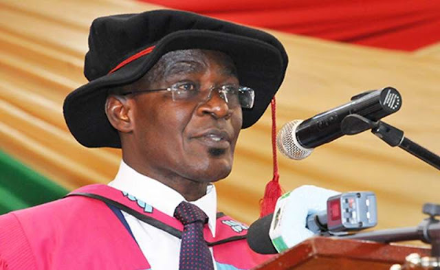 KNUST inducts new Vice-Chancellor