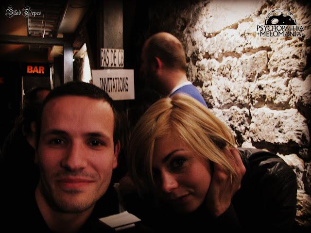 Vlad & Anna Ternheim @Café de la Danse, Paris 29/04/2009