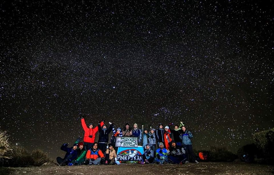 Mt. Pulag - Camp 2