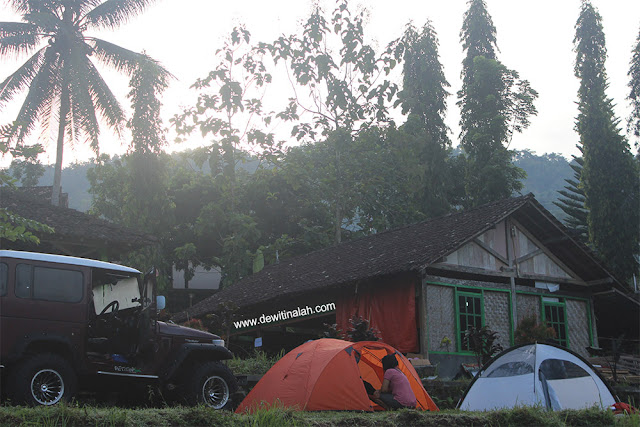 Paket Camping Jogja 2 Hari 1 Malam – Dewi Tinalah
