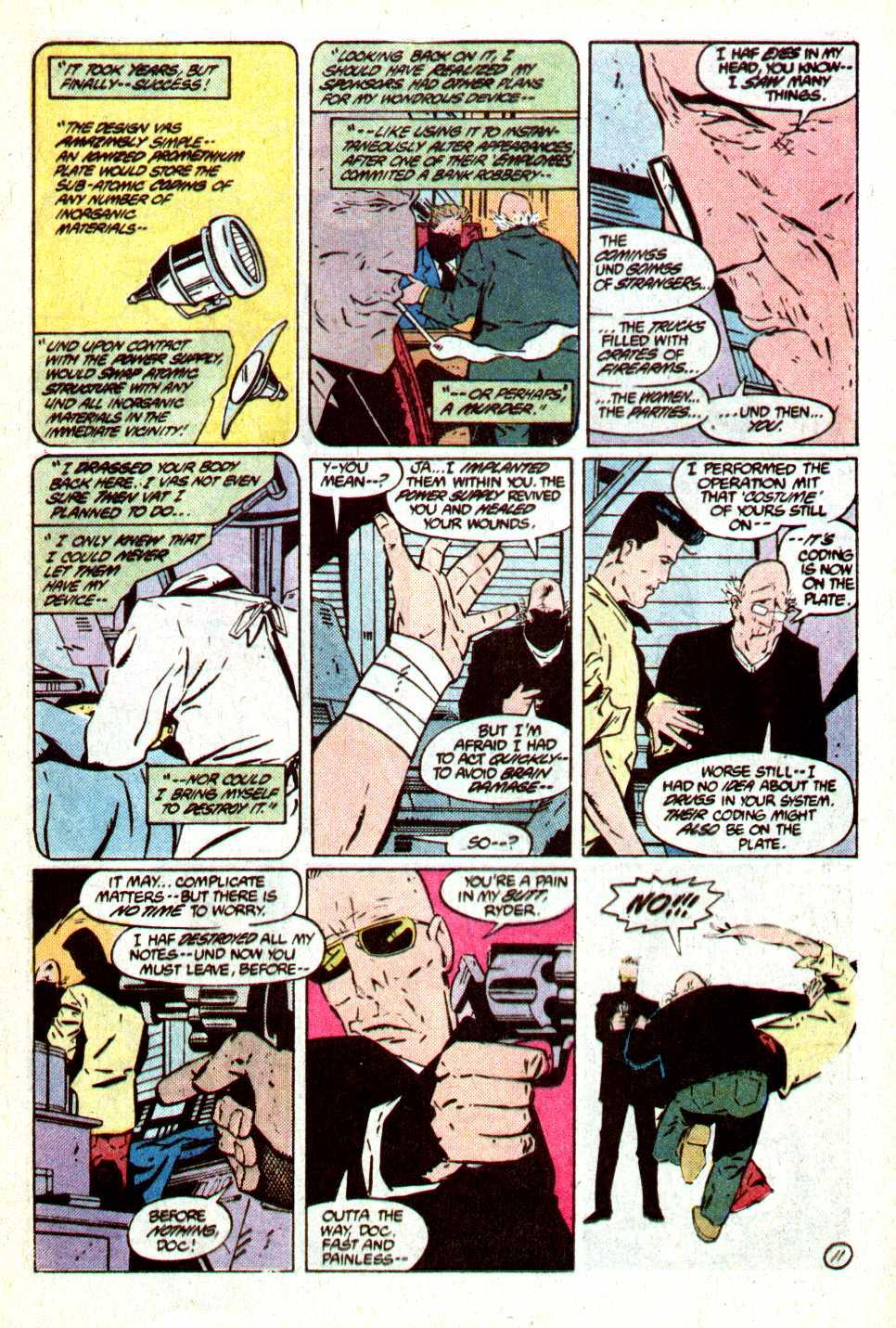 Read online Secret Origins (1986) comic -  Issue #18 - 12