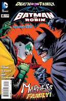 Batman and Robin #16 Cover
