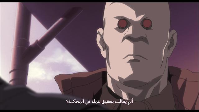 تحميل حلقات Ghost in the Shell: Stand Alone Complex الموسم الاول Koukaku Kidoutai: Stand Alone Complex مترجم عربي كامل