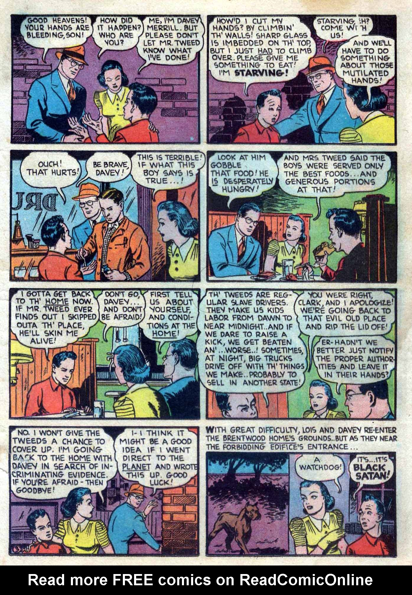 Read online Action Comics (1938) comic -  Issue #27 - 9