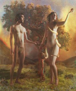 Baum der Erkenntnis von Gut und Böse - Weltenbaum, Baum des Lebens
