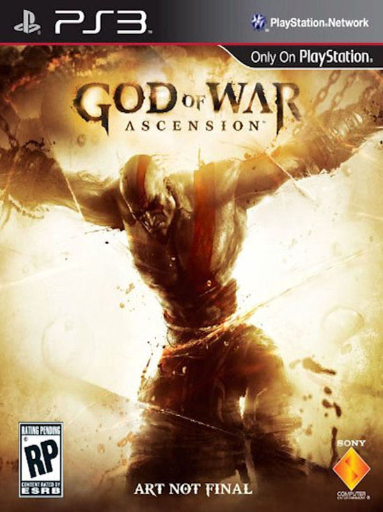 God of War Ascension - Duplex PS3 (2013) - Torrent