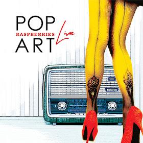 The Raspberries' Pop Art Live