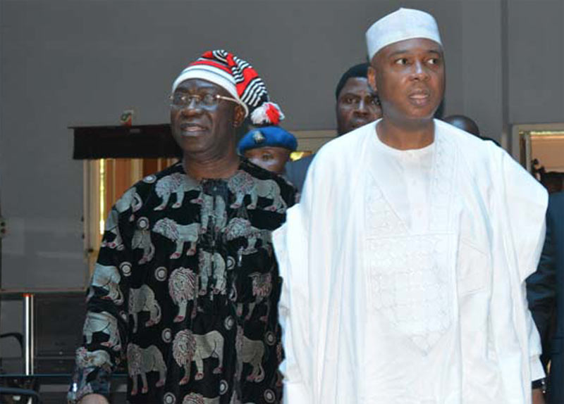 Federal Govt discontinues forgery case against Saraki, Ekweremadu